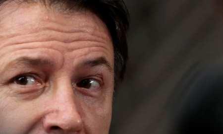 Giuseppe Conte Italian Prime Minister announces Italy will open its borders in june
