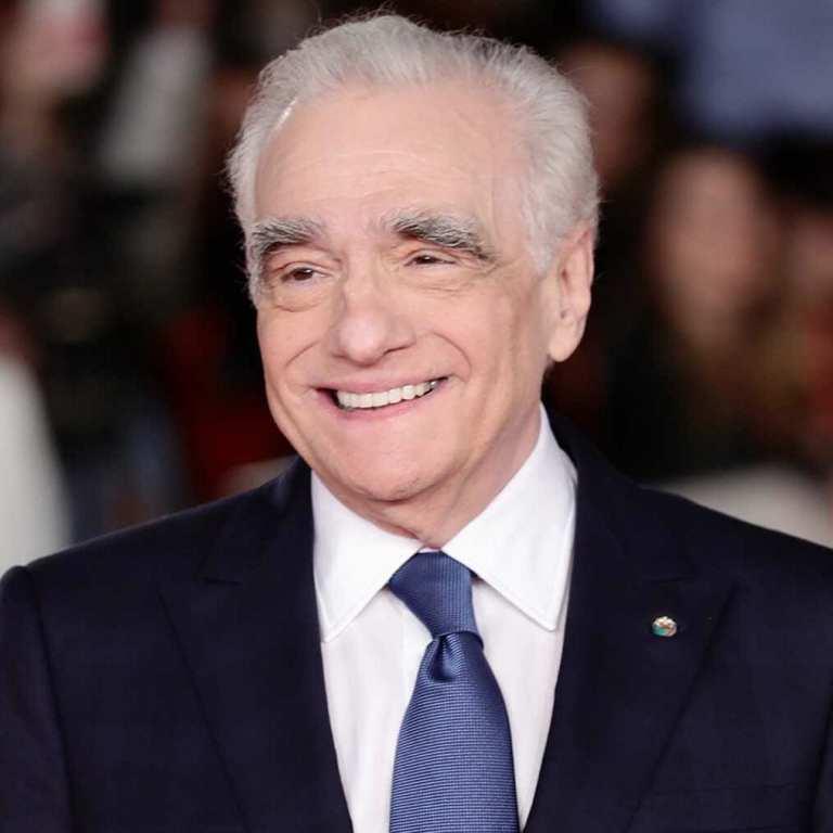 Martin Scorsese on lockdown