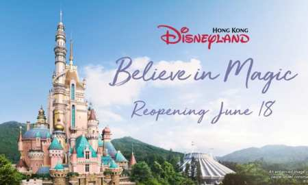 Hong Kong Disneyland reopens