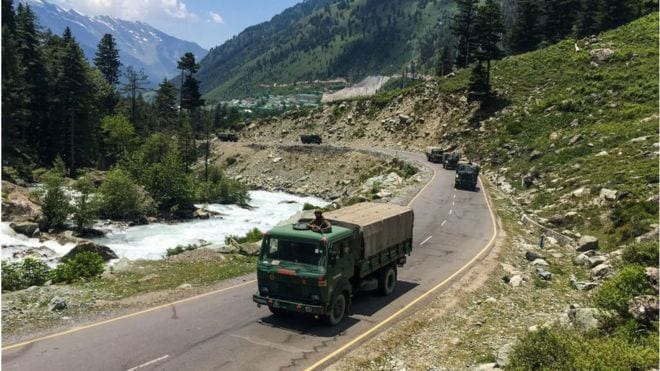 China claims ownership of Galwan river valley, India rebuts