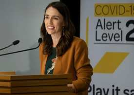 New Zealand is Virus-free, as the PM does a little dance