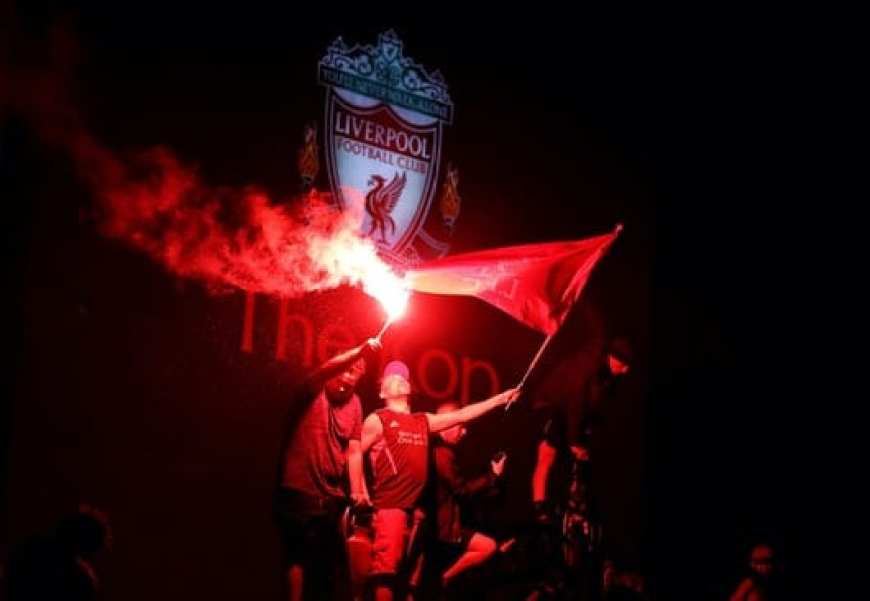 Liverpool FC won thier first premier league title after 30 years, in spectacular fashion.