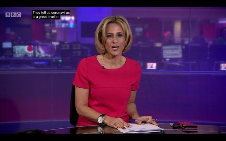 Emily back on Newsnight after Dominic Cummings lockdown row