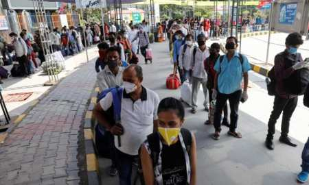 India's coronavirus cases pass 200,000