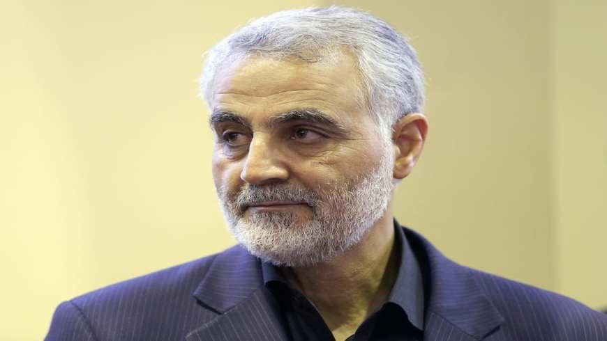 Iran's general Solemani killed by an American drone