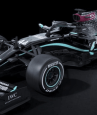 Mercedes will race black cars for 2020