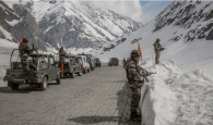 Tensions between India and China have been mounting owing to a border dispute in the eastern Ladakh region