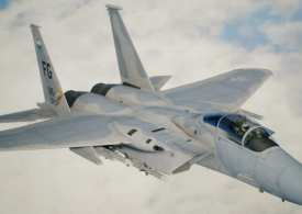 Breaking News: US fighter jet crashes off the English coast, pilot missing