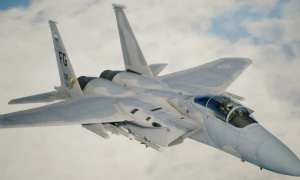 US fighter jet crashes off the English coast, pilot missing