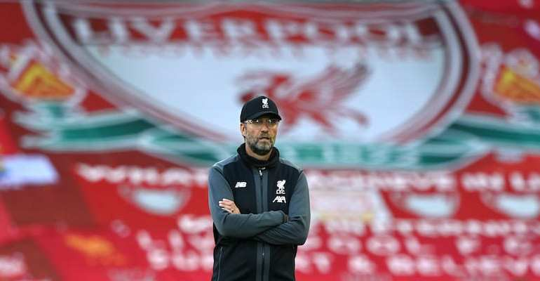 Liverpool FC crowned champions of England