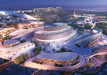 Qiddiya awards contracts worth 10Bn SR to construct Riyadh Mega-City Project