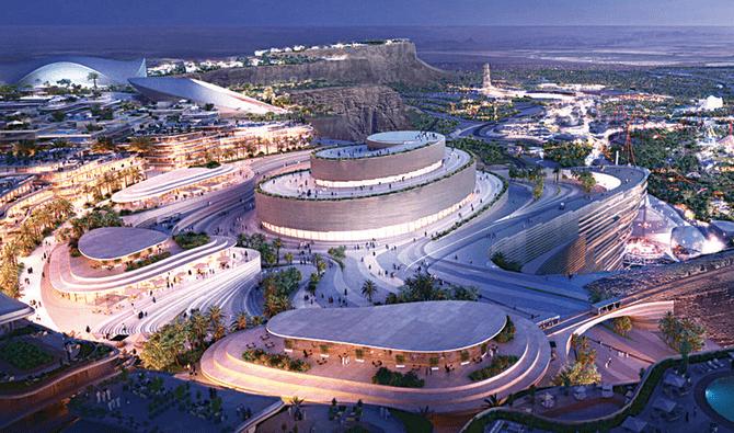Riyadh mega project