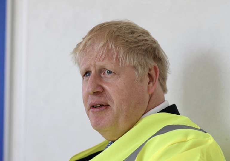 Boris Johnson refuses to apologise to care home staff at PMQ