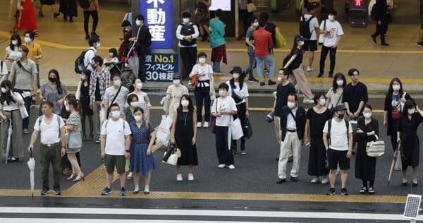 Fears grow over complacency as Japan sees nationwide coronavirus spike