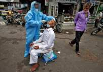 India coronavirus cases pass one million