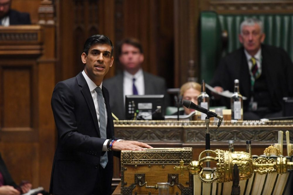 UK debt rises in June amid pandemic, total government debt a record £1.98 trillion rishi sunak