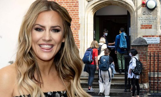 Caroline Flack took her own life because of impending trial and publicity, coroner says
