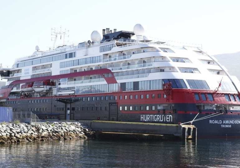 Norway restricts cruise ship arrivals after Covid-19 outbreak on vessel
