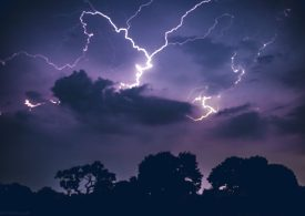 Severe storms forecast after record scorching temperatures since 1960s