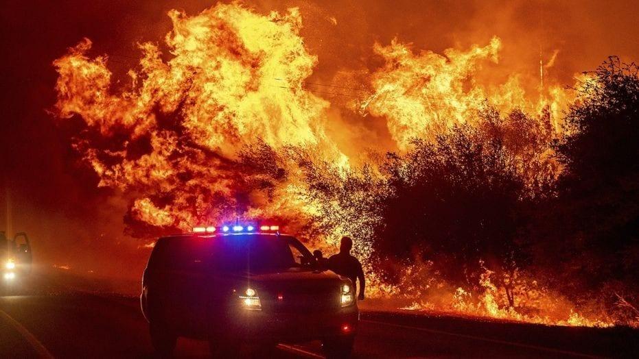 Cailfornia wildfires