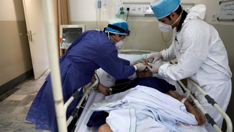 Iran anticipates a 'third wave' as Covid-19 deaths pass 25,000