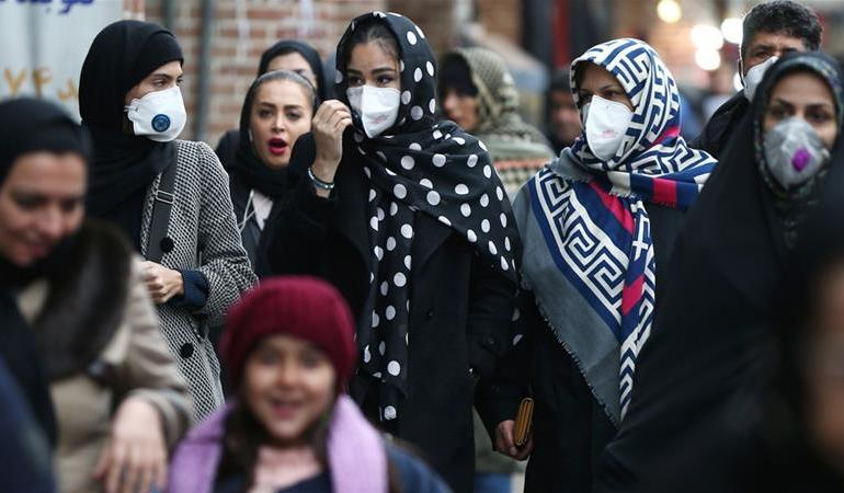 Iran's confirmed Covid-19 cases top 400,000