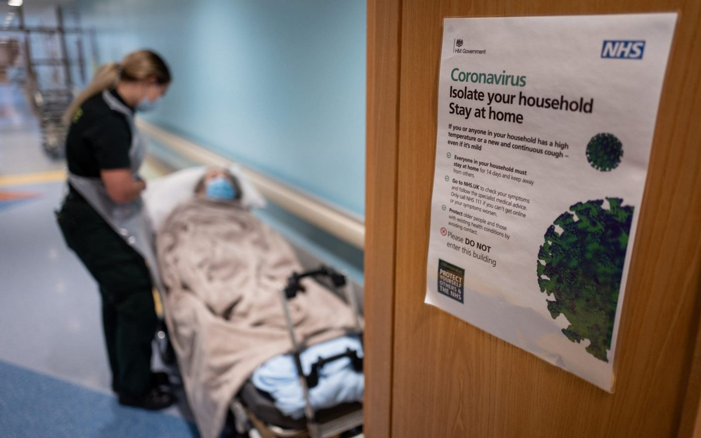NHS and care homes to be prioritised for Covid-19 tests