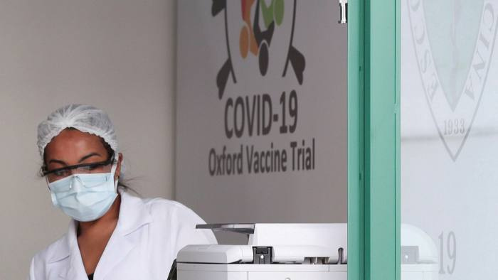 Oxford Covid-19 vaccine is still possible this year, ays AstraZeneca chief