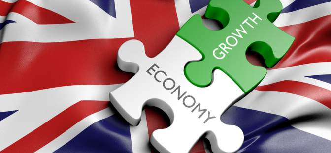 UK economy grew 6.6% in July, continues to recover for third straight month