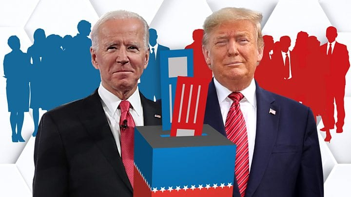 2020 US Election: You'd be a fool to write off Trump - election updates, latest polling