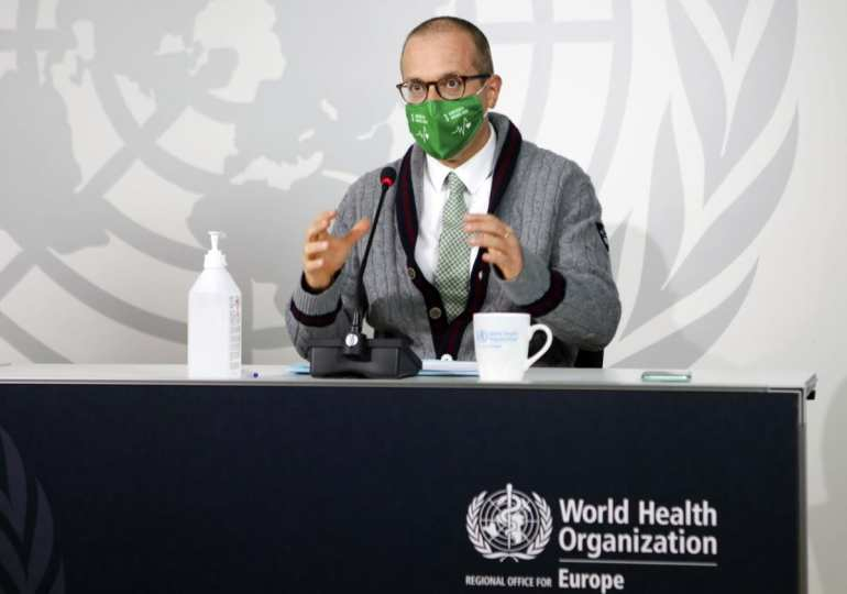 WHO chief for Europe tells countries to keep up Covid-19 quarantines