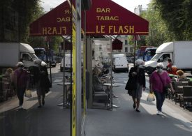WHO warns Europe - expect a rise in Covid-19 deaths in October and November