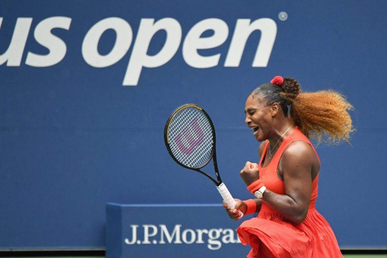 Williams reachs US Open semis