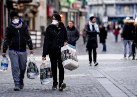 Belgium again shutters bars and restaurants amid dramatic Covid-19 wave
