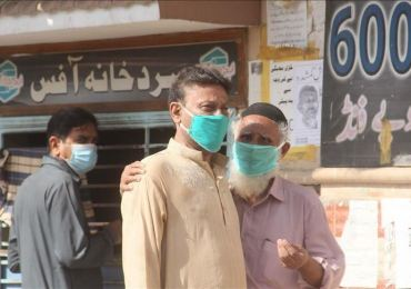 Coronavirus second wave hits Pakistan