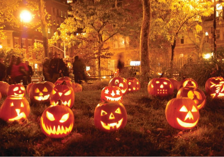 Happy Halloween! How did it start? The differences between UK and US celebrations and how it'll be celebrated this year!