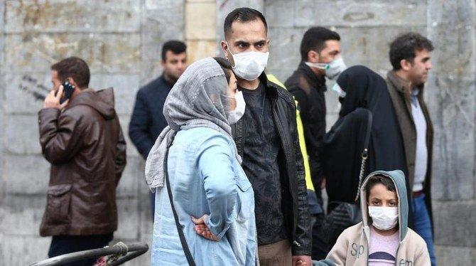 Iran virus 'red alert' over record death toll