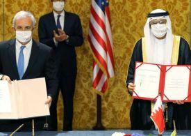 Israel and Bahrain peace deal; Formalise diplomatic ties following Trump-brokered deal