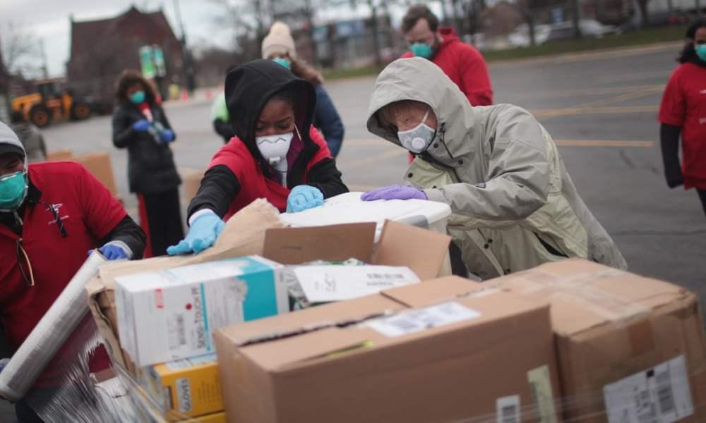Mexico's coronavirus cases pass 900,000