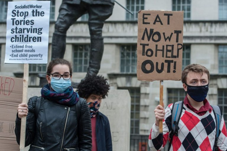 Treasury rejects claims it refused extra £150m for free school meals