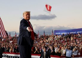 VIDEO: Trump returns to rallies, feels 'powerful' since Covid-19 recovery