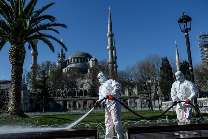Turkey to impose new COVID-19 measures to curb virus spread