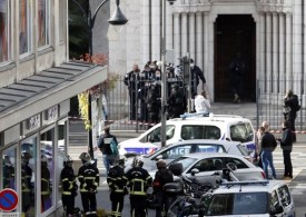 Breaking: Three people attacked in France