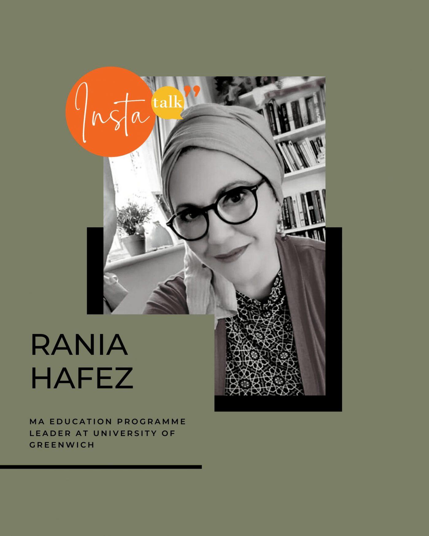 Rania Hafez