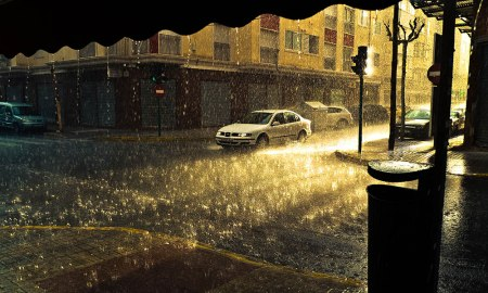 Big drenching predicted for Spain's Costa Blanca