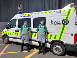 St John Ambulance to train thousands of volunteers to administer coronavirus jab