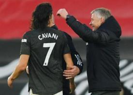 Man Utd star Cavani uses racial slur on social media- Same as Luis Suarez