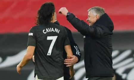 Man Utd superstar Edison Cavani shares an instagram post using racial language after the victory against Southampton