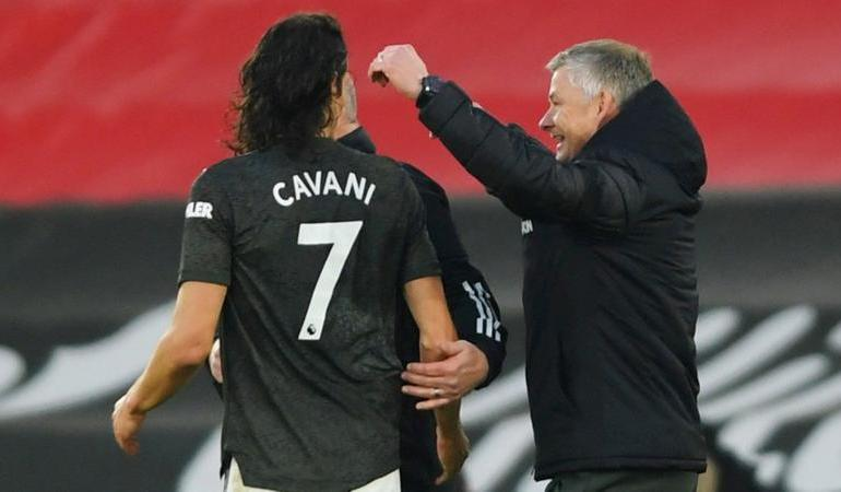 Man Utd star Cavani uses racial slur on social media- Same as Luis Suarez