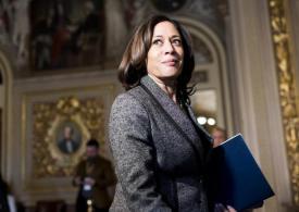 Inspirational female leaders 2020 - Kamala Harris Vice President Elect
